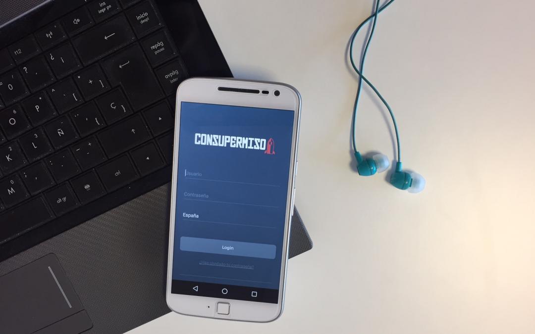 Gana dinero por Internet con la app de Consupermiso