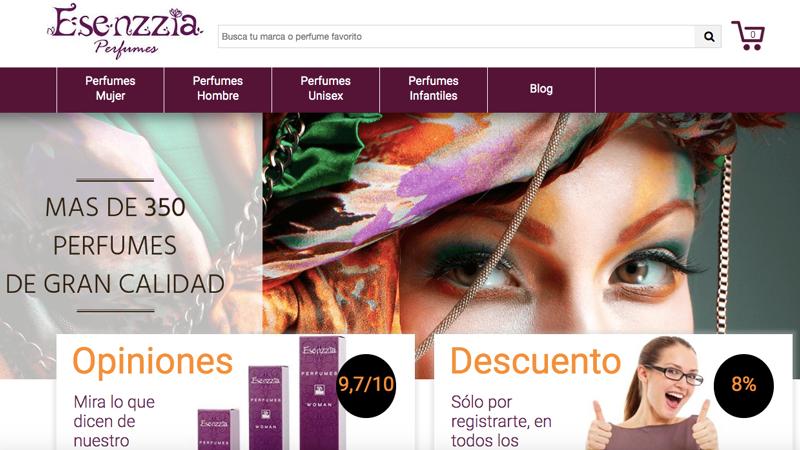 Esenzzia: perfumería más barata online